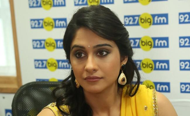 Regina Cassandra Got Engaged Secretly - Sakshi