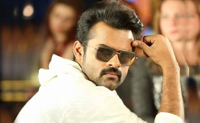 Sai Dharam Tej To Team Up with Deva Katta - Sakshi