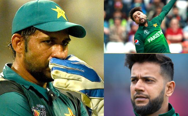 Reports Suggest Mohammad Amir And Imad Wasim Promoting Groupism in Pakistan Team - Sakshi