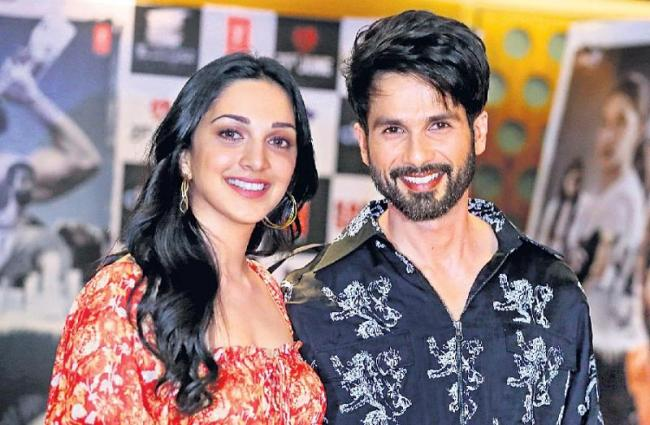Shahid Kapoor and Kiara Advani open up about the world of Kabir Singh - Sakshi
