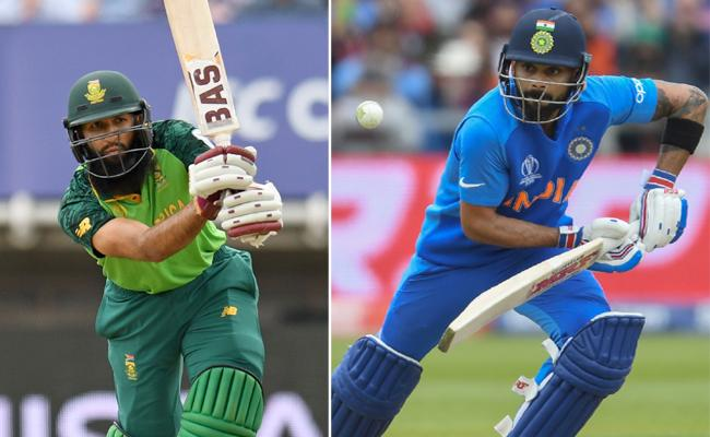 World Cup 2019 Amla second fastest To 8000 ODI runs - Sakshi