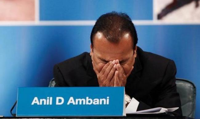 Anil Ambani Loses Billionaire Tag As ADAG Shares Continue To Fall - Sakshi