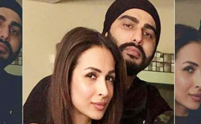 Malaika Arora Comment On Arjun Kapoor Obesity Post - Sakshi