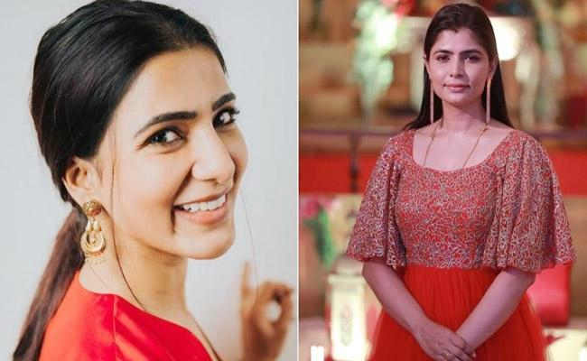 Samantha Counter To Troll Who Targets Oh baby Movie And Chinmayi - Sakshi