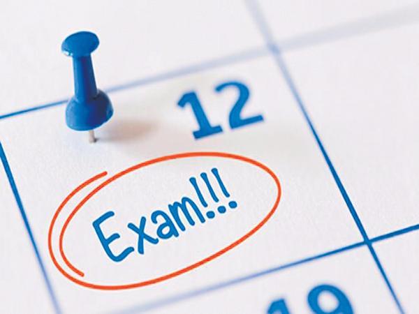 Degree final year exams by April 30 - Sakshi