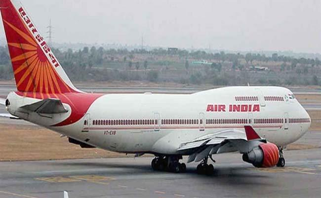 Air India Flight Delayed By One Hour When Pilot Asked The Junior To Wash Launch Box - Sakshi