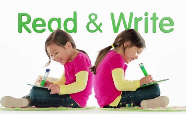 Read And Write Program In Nalgonda Govt Schools - Sakshi