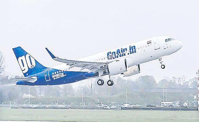 Go Air Tickets Offer - Sakshi