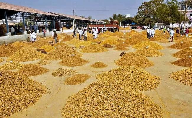 Grain Selling Centers In Nizamabad - Sakshi