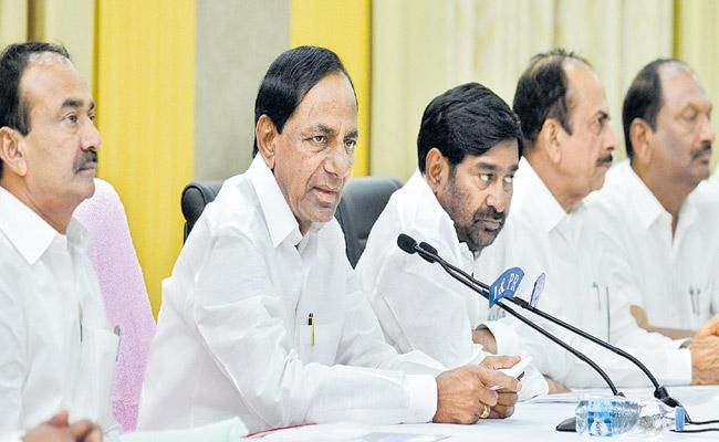 KCR Says Friendly And Cordial Relationship With Andhra Pradesh - Sakshi