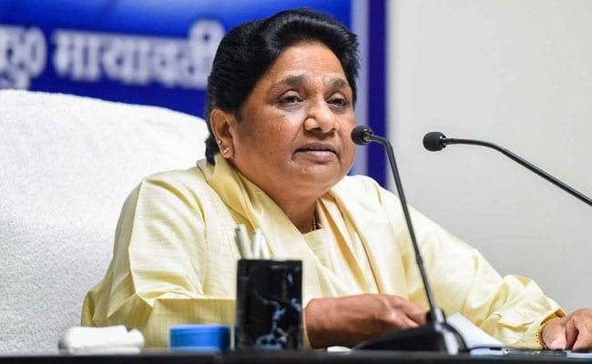 Mayawati Says Peoples Faith In EVMs Had Dwindled - Sakshi