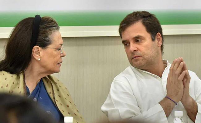 Congress Not Says Opinion On Jamili Elections - Sakshi