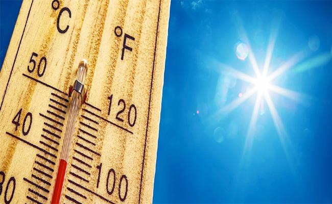 Summer Heat More Four Days in Hyderabad - Sakshi