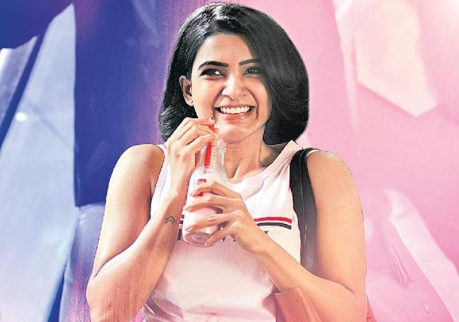 Samantha new movie Oh Baby release date confirmed - Sakshi