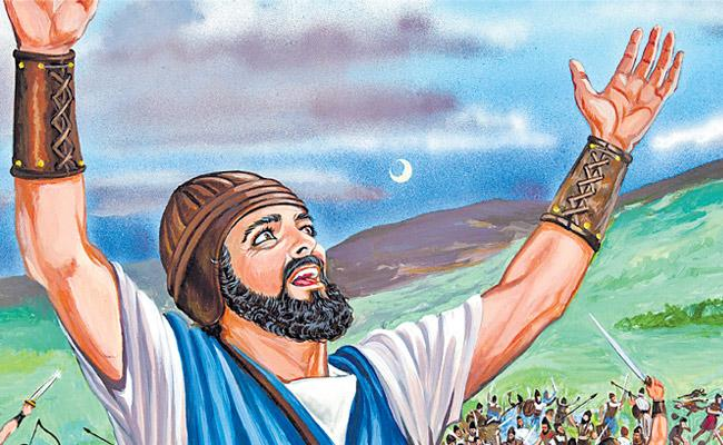 In harmony with God's way the Israelites maintained their vow - Sakshi