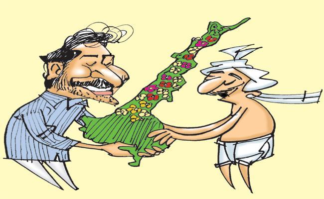 K Ramachandra Murthy Article On YS Jagan Mohan Reddy - Sakshi