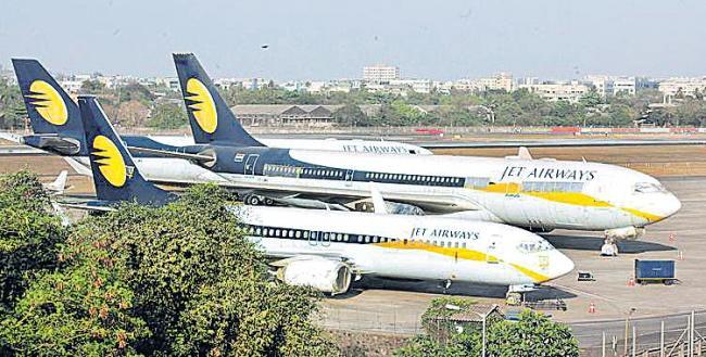 Lenders move NCLT against Jet Airways - Sakshi