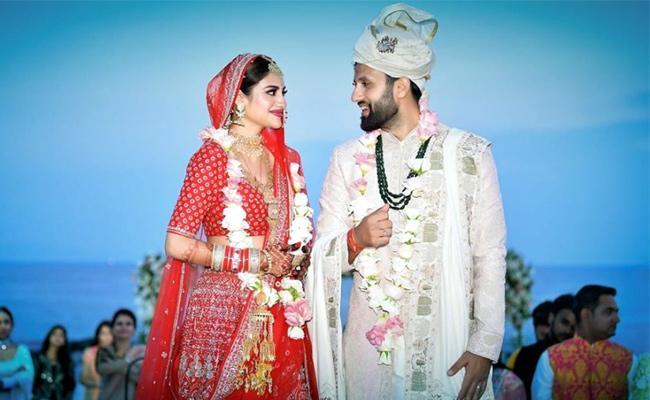 Nusrat Jahan gets Married in Turkey - Sakshi
