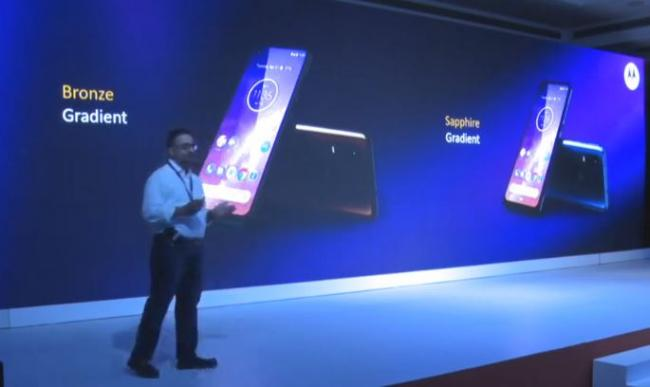 Motorola One Vision launched in India CinemaVision display for Rs 19 999 - Sakshi