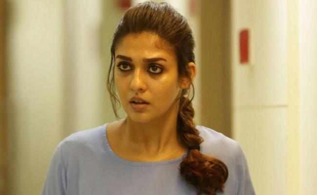 Nayanthara Film Kolayuthir Kaalam in Trouble - Sakshi