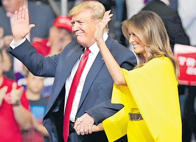 Trump begins 2020 US presidential election campaign with Florida rally - Sakshi