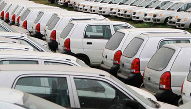 Auto Cement Sector Expect Reduction In Tax Slab - Sakshi