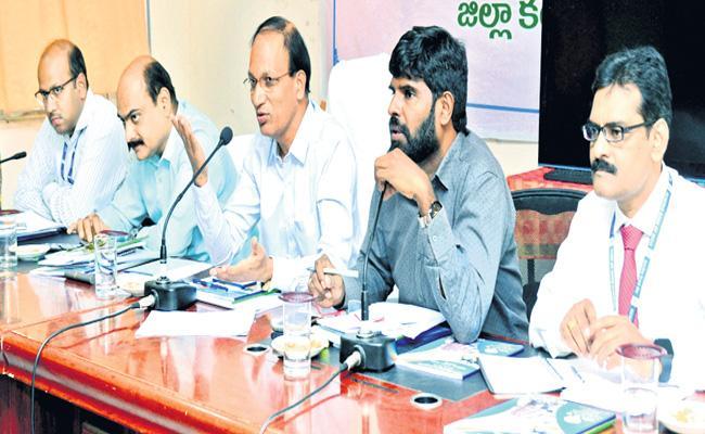 Minalizing Loan Plans Medak Agriculture - Sakshi