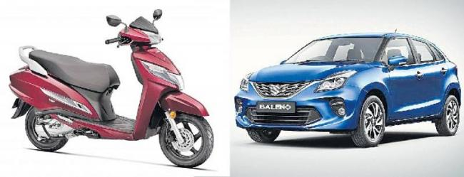 Mercedes-Benz , Honda, Hero MotoCorp launch only BS VI vehicles in India - Sakshi