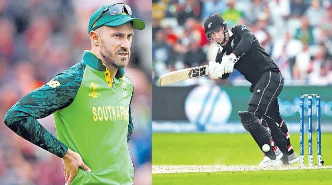 New Zealand beat South Africa by 4 wickets - Sakshi