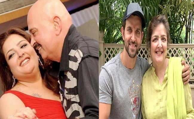 Sunaina Roshan Says Rakesh Roshan Slapped Her Over Her Relationship With Muslim Guy - Sakshi