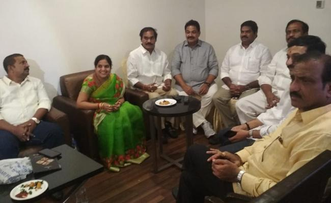TDP Kapu Leaders Hold Meeting In Kakinada - Sakshi