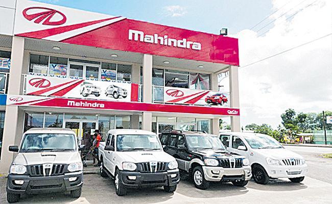 Mahindra Vehicles Prices Hikes - Sakshi
