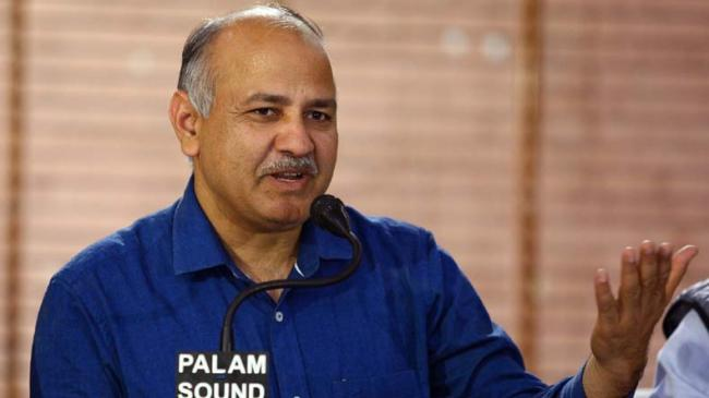 Sisodia Calls For Surgical Strike On Unemployment - Sakshi