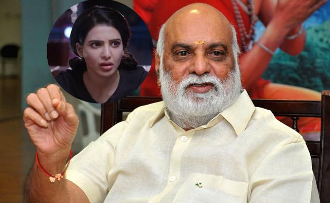 K Raghavendra Rao Praised Samantha And Oh Baby Movie - Sakshi