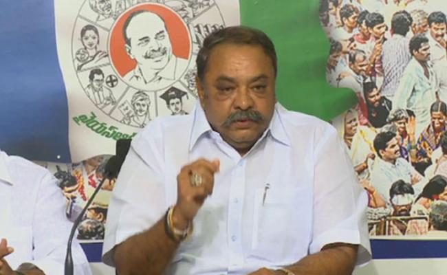 YSRCP MLC Gangula Prabhakar Reddy Slams Chandrababu In Kurnool - Sakshi