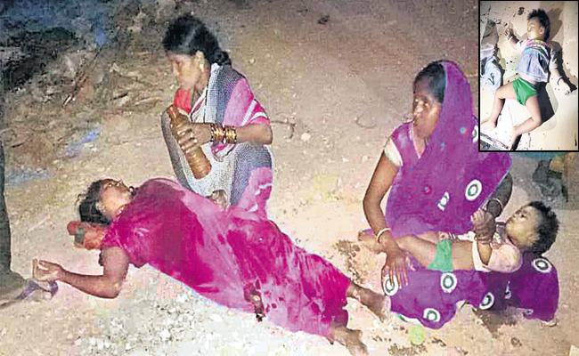 Husband Harrasments Wife Commits Suicide in Hyderabad - Sakshi