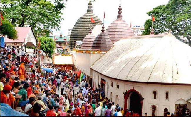 In Assam Woman Headless Body Found Near Kamakhya Temple - Sakshi