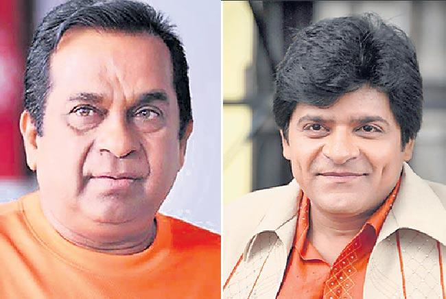 brahmanandam, ali telugu dubbing on the lion king - Sakshi