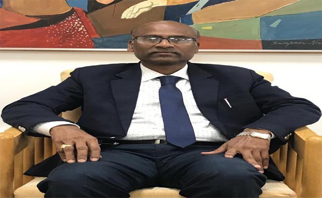 Venkateswarlu Appointed Tripura Chief Secretary  - Sakshi