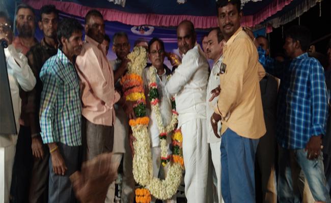 Bobbili MLA Gave Statement About YS Jagan Mohan Reddy  - Sakshi
