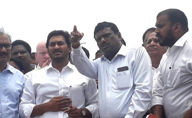 YS Jagan Takes Key Decisions For Polavaram Project Expats - Sakshi