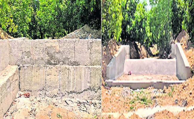 Government Order To Stop Neeru- Chettu Works - Sakshi