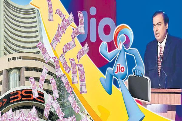 Reliance Industries Telecom Arm Jio likely toEnter Stock Market Next Year - Sakshi