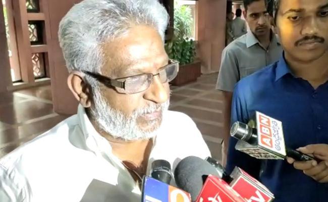 YV Subbareddy to Take Charges as TTD Chairman Tomorrow - Sakshi