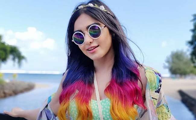 Adah Sharma Warning On Hair Style Copyrights - Sakshi