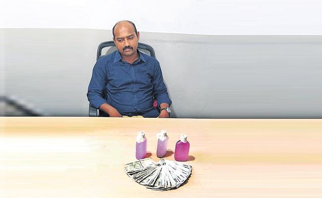 Bribery Demands in Police Department Hyderabad - Sakshi