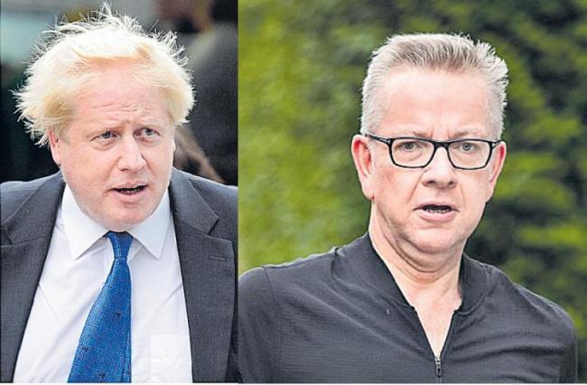 Britain leadership fight reaches final round - Sakshi