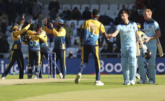 World Cup 2019 Sri Lanka Beat England By 20 Runs - Sakshi