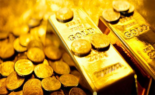 Gold Price Rises Suddenly on Thursday - Sakshi