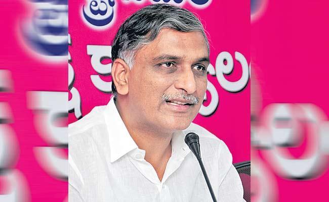 Former Irrigation Minister Harish Rao Comments On Kaleshwaram Inauguration - Sakshi